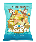 Disney Parks Chip and Dale Mickey Veggie Chips