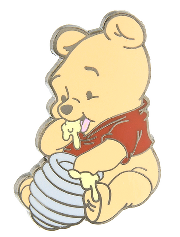 Disney Parks Baby Winnie the Pooh Pin