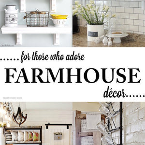 DIY Farmhouse Decor