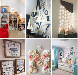 Cool And Chic Kids Room Decorating Ideas Funkie Junkies