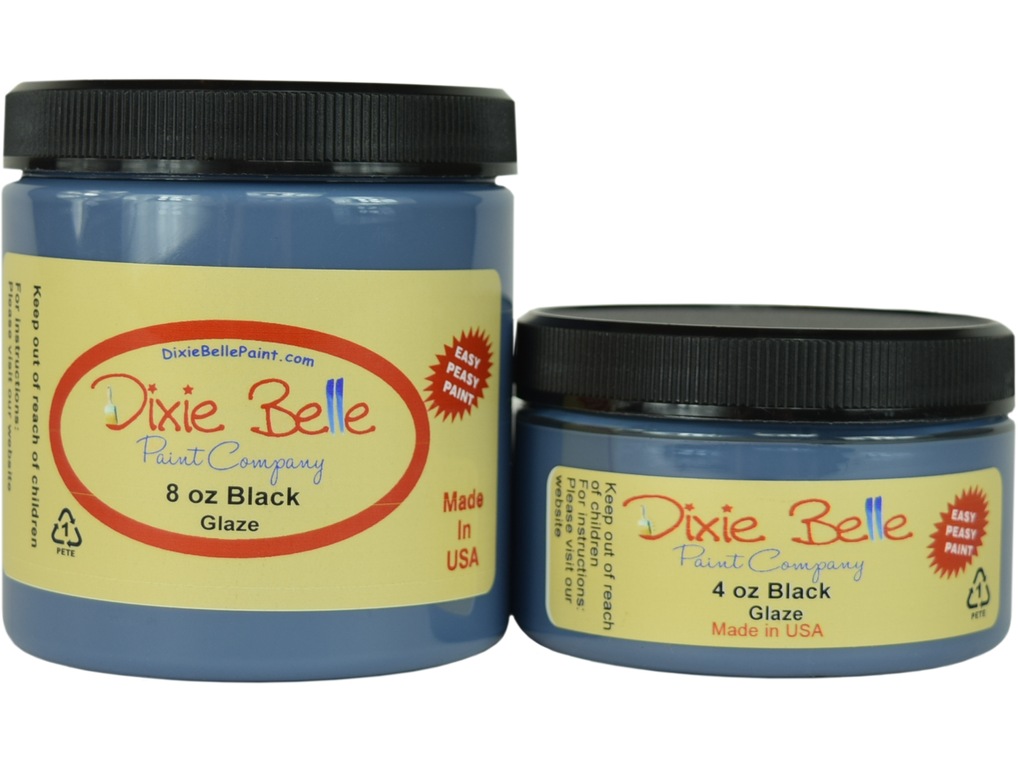 Dixie Belle Black Glaze - Funkie Junkies Marketplace