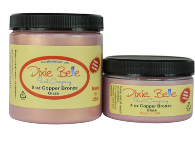 Dixie Belle Copper Bronze Glaze - Funkie Junkies Marketplace