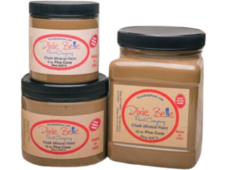 Dixie Belle Chalk Paint Pine Cone- FREE BRUSH! - Funkie Junkies Marketplace