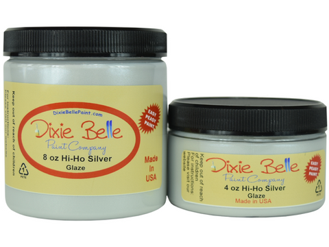 Image of Dixie Belle Hi Ho Silver Glaze - Funkie Junkies Marketplace