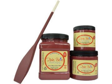 Dixie Belle Chalk Paint Muscadine Wine- FREE BRUSH!