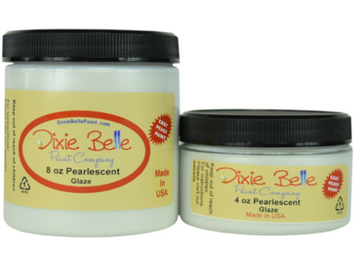 Dixie Belle Pearlescent Glaze