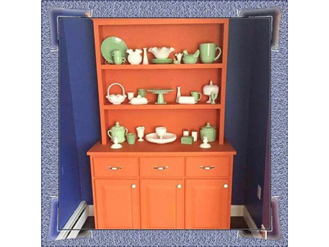 Image of Dixie Belle Chalk Paint Florida Orange - FREE BRUSH! - Funkie Junkies Marketplace