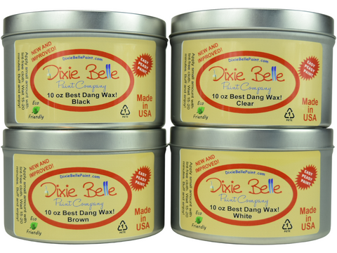 Dixie Belle Best Dang Wax! – Clear