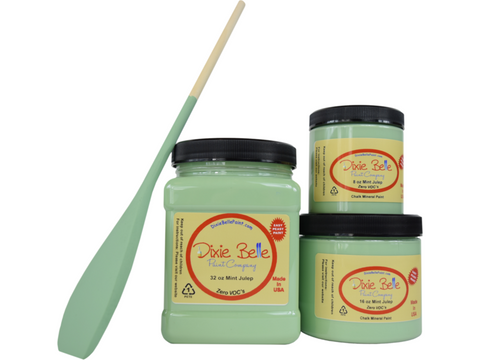 Dixie Belle Chalk Paint Mint Julep- FREE BRUSH!