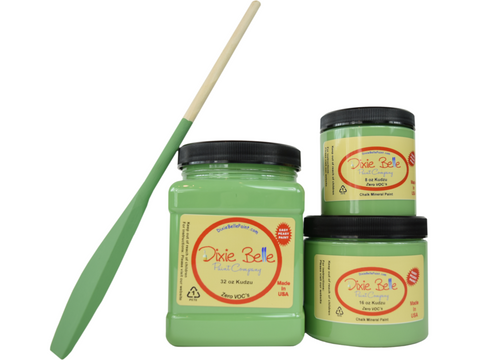 Dixie Belle Chalk Paint Kudzu- FREE BRUSH!