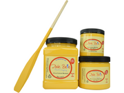 Dixie Belle Colonel Mustard Mineral Paint - FREE BRUSH!