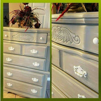Dixie Belle Dried Sage Chalk Mineral Paint- FREE BRUSH!