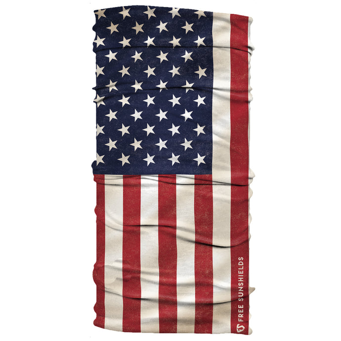 American Flag Neck Gaiter by Free Sunshields