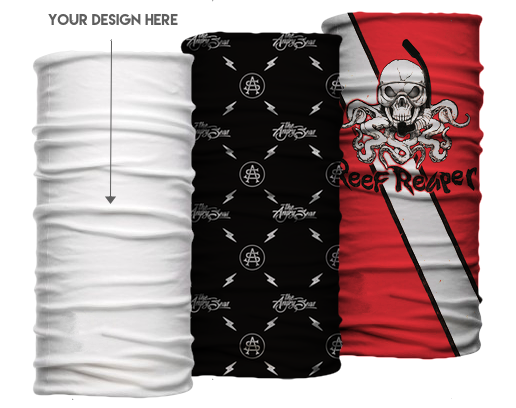custom neck gaiters and buffs