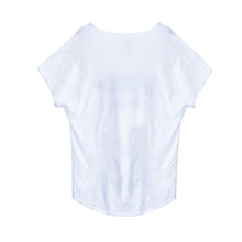 Think+ Round Neck Hi-Lo Tee3