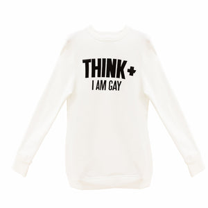Think + Sweatshirt