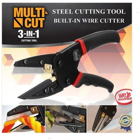 Image of 3 in 1 Power Cutting Tool