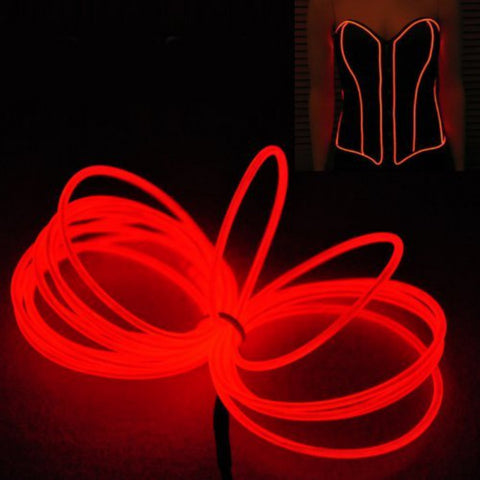 Image of Flexible Neon Light  - Glowing Tube