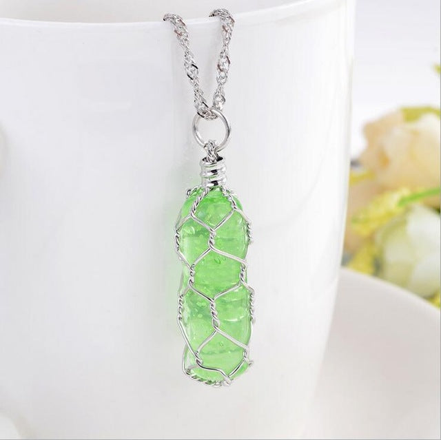 TD Unique Bright Luminous Crystal Pendant  PEN4102
