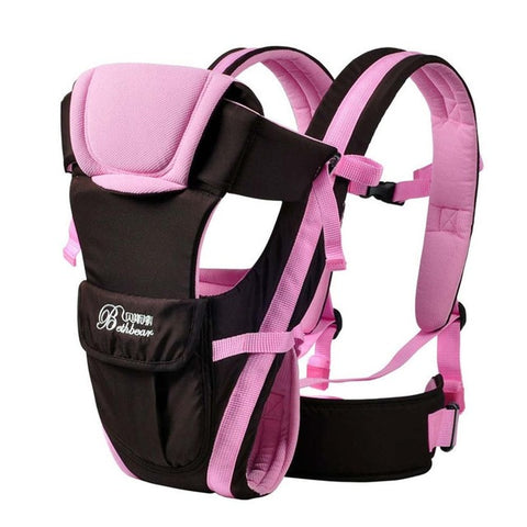 Image of 4 in 1 Baby Carrier Sling Backpack