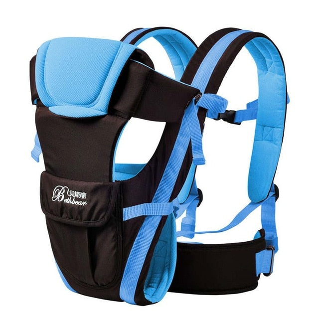 4 in 1 Baby Carrier Sling Backpack