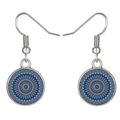 Image of TDunique coin of fortune earrings 19 variants