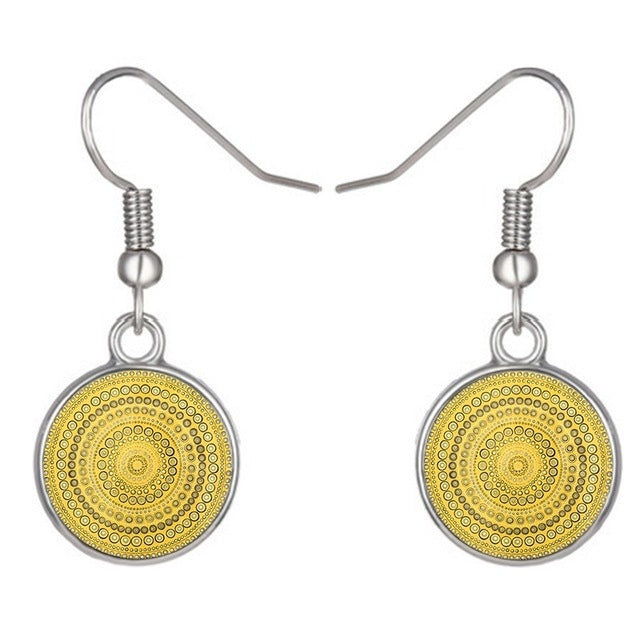 TDunique coin of fortune earrings 19 variants