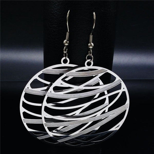 TDUnique full moon Multidesigner elegant earrings 19 variants