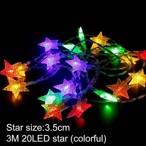 Image of Magic of Stars 3M LED Star Lights