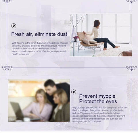 Image of Magical Aroma Air Purifier (USB)