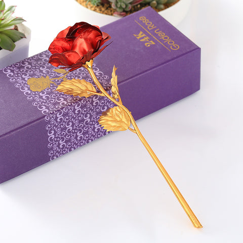 Image of 24K Forever Gold Rose
