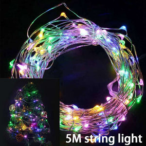 String Light Christmas Tree decoration LED 5M