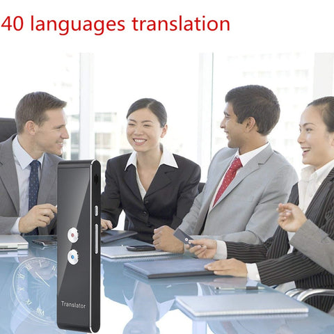 Image of 40+ Languages Portable Instant Voice Translator 2019