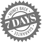 Image of 7-Day Money-Back Guarantee