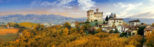 Old Castle Panoramic  - 01123 - Wall Murals Printing - wall art
