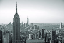 Vintage Empire State Building  - 01127 - Wall Murals Printing - wall art