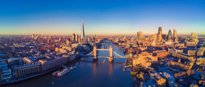 City & River Panoramic  - 01150 - Wall Murals Printing - wall art