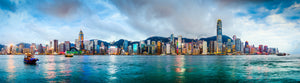 Amazing City Panoramic - 0127 - Wall Murals Printing - wall art