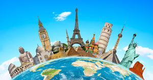 World Traveler - 0147 - Wall Murals Printing - wall art