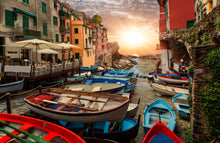 The Canal - 0154 - Wall Murals Printing - wall art