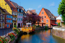 Little Canal - 0166 - Wall Murals Printing - wall art