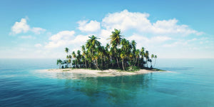 Private Island  - 02200 - Wall Murals Printing - wall art