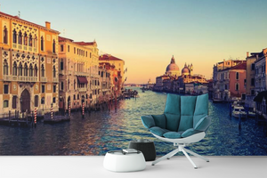 The Canal - 0161 - Wall Murals Printing - wall art
