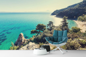 View on Water - 0261 - Wall Murals Printing - wall art