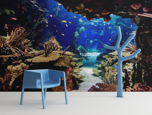 Under the sea - 02107 - Wall Murals Printing - wall art