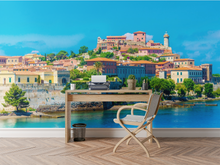 City by the Sea  - 01109 - Wall Murals Printing - wall art