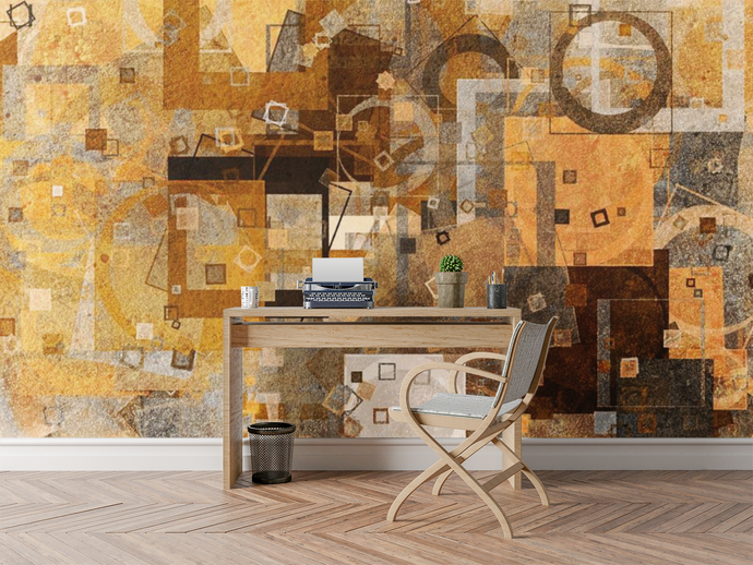 Abstract Painting Wall Mural  - 039 - Wall Murals Printing - wall art