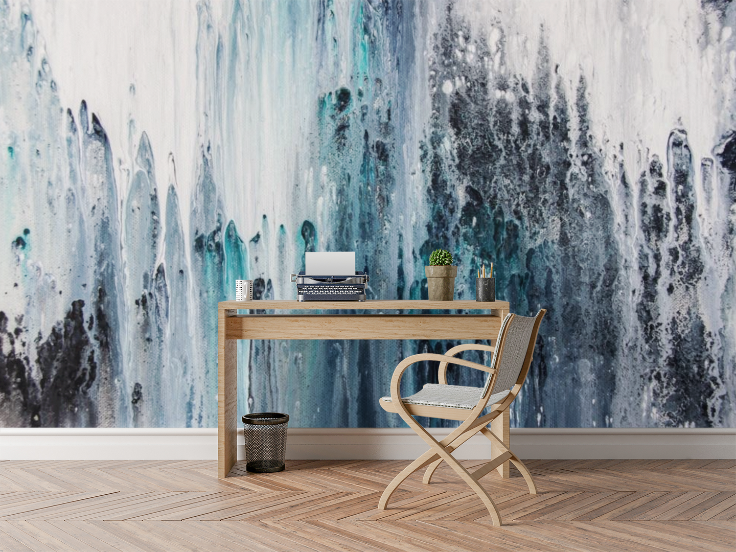 Dripping Paint - 037 - Wall Murals Printing - wall art