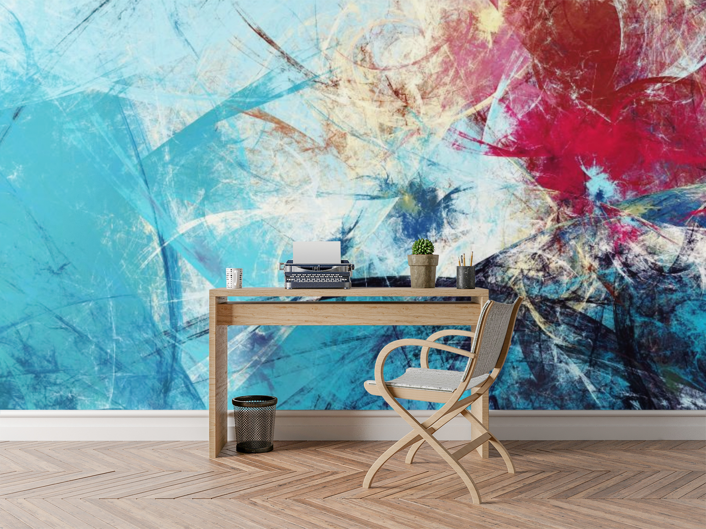 Paint Splash  - 0348 - Wall Murals Printing - wall art