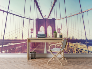The Bridge - 0155 - Wall Murals Printing - wall art